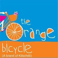The Orange Bicycle