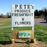 Pete's Produce