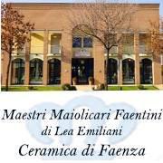 Maestri Maiolicari Faentini di Lea Emiliani - Ceramica di Faenza