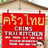 Chim's Thai Kitchen at the river