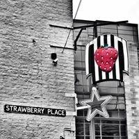 The Strawberry Pub, next to St James Park