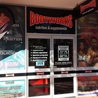 Bodyworks Training Studios, Nutrition and Supplements
