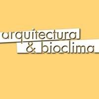 Arquitectura & Bioclima