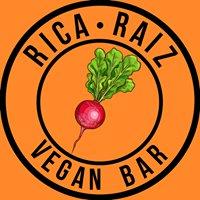 Rica Raiz Vegan Bar