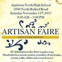Appleton North High School Artisan Faire