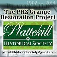 PHS Plattekill Grange Restoration Project