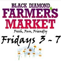 Black Diamond Farmers Market