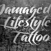 Damaged Lifestyle Tattoos
