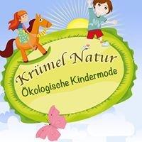 Krümel  Natur - Ökologische Kindermode