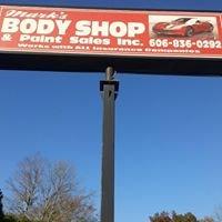 Mark's Body Shop