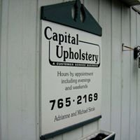 Capital Upholstery