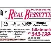 Plomberie Réal Bessette