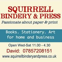 Squirrell Bindery & Press