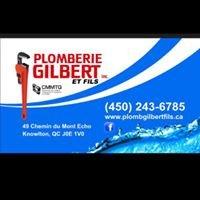 Plomberie Gilbert et Fils Inc