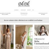 Umstandsmode Wien - BÉBÉ Design für Schwangere