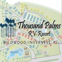 Thousand Palms Resort