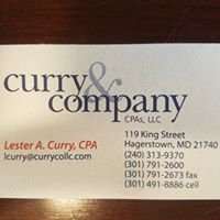Lester Curry, Curry & Company CPAs, LLC