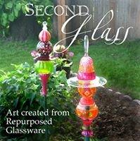Second Glass Garden Art