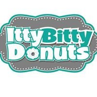 Itty Bitty Donuts