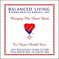 Balanced Living, A Home Health Agency Inc.