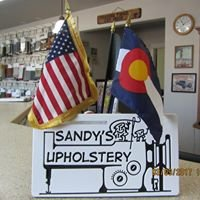 Sandy's Upholstery & Flags