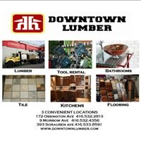 Downtown Lumber and Building Supplies Co.