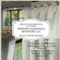 Window Elegance & Interiors, LLC