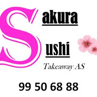 Sakura Sushi Takeaway AS