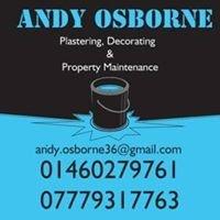 Andy Osborne Plastering, Decorating & Property Maintenance
