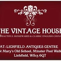 The Vintage House at Lichfield Antiques Centre - Kathryn Morris