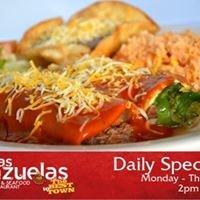 Las Cazuelas Mexican & SeaFood Restaurant