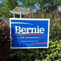 Post 1,000,000 Bernie Sanders signs