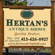 Hertan's Antique Shows - Brimfield MA