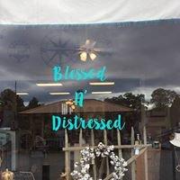Blessed N' Distressed