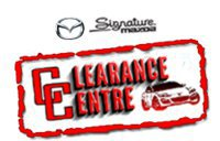 Signature Mazda Clearance Centre
