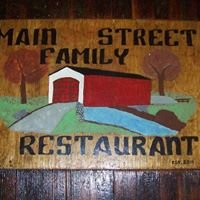 Main Street Family Restaurant