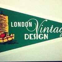 London Vintage design