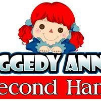 Raggedy Anne's Second Hand