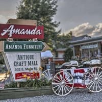 Amanda Auction, Furniture, Antique & Craft Mall