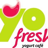 YoFresh Yogurt Cafe of Venice