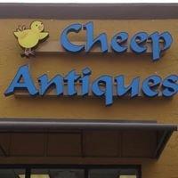 Cheep Antiques-Texas