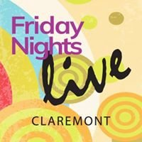Friday Nights Live in The Claremont Village