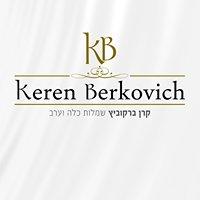 Keren Berkovich - עיצוב שמלות כלה וערב
