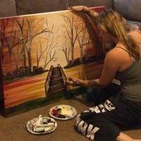 Artist Katie Detrich