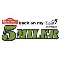 Stroehmann Bakeries Back on My Feet 5-Miler