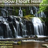Rainbow Heart Reiki