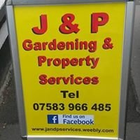 J & P Gardening and Property Services