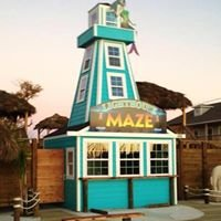 The Kemah Lighthouse Maze