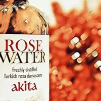 Akita Rose Water Skin Care