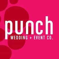 Punch Wedding + Event Co.